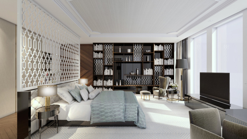 Presidential Master Bedroom 2