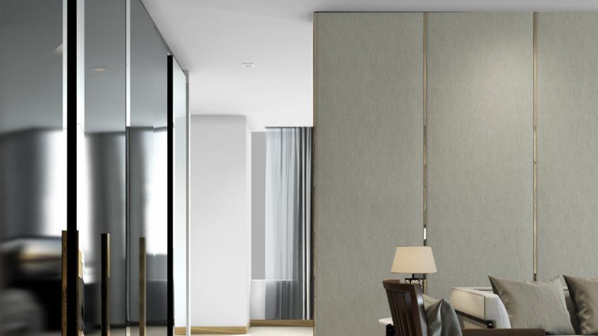 Suite Room Corridor