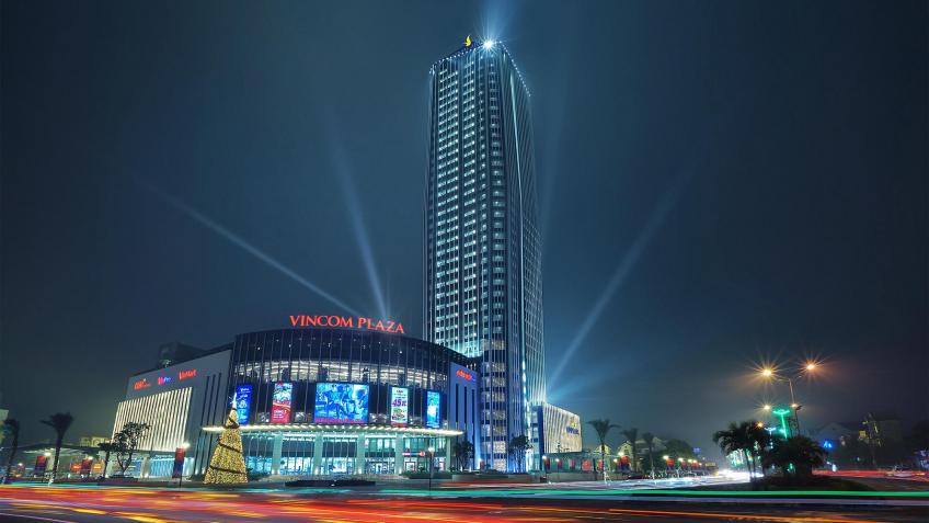 Toàn cảnh Vinpearl Hotel Hà Tĩnh