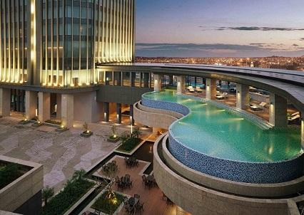 Bể bơi Vinpearl Hotel Hà Tĩnh