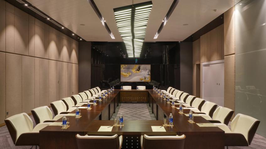 Phòng hội họp Vinpearl Hotel Hà Tĩnh