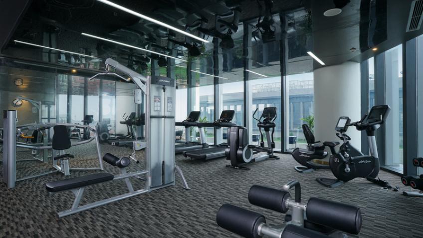 Phòng Gym Vinpearl Hotel Hà Tĩnh