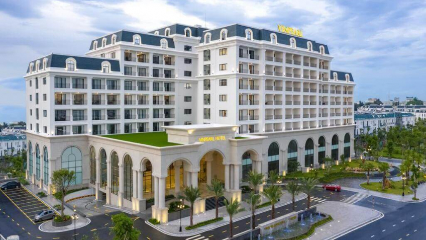 Vinpearl Hotel Rivera Hải Phòng Overview