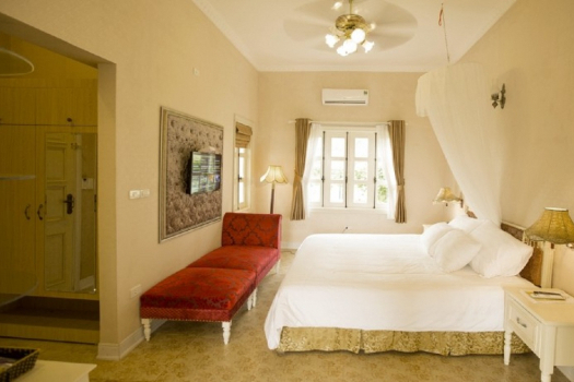 Biệt thự Phố Tây – French villas (family suite)