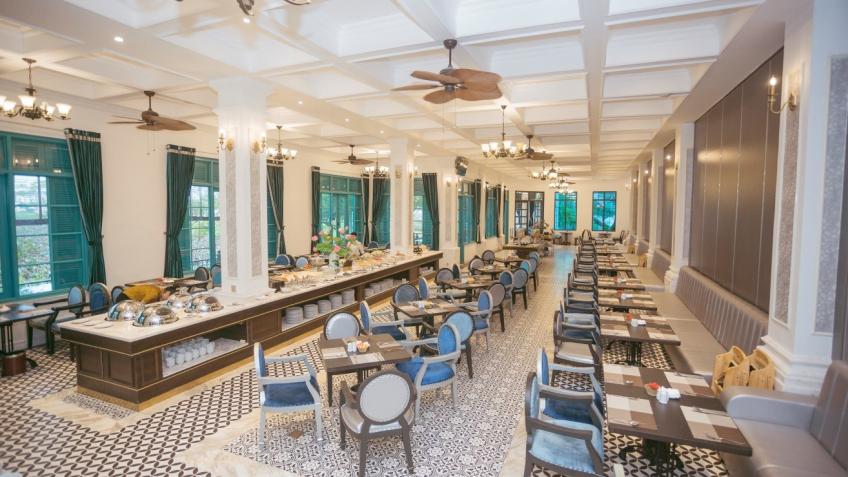 Nhà hàng Vườn Vua Resort & Villas Phú Thọ