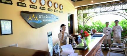 Quầy Lễ Tân White Sand Resort Phan Thiết