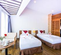 Hilltop Villa Room