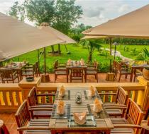 Nhà hàng Sen Emeralda Resort Ninh Bình