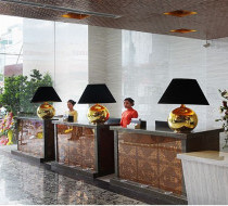 Quầy Lễ Tân Khách sạn A&Em 44 Phan Bội Châu