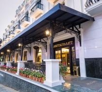 Sảnh Khách sạn BB Sapa
