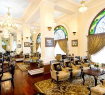 Catinat Lounge khách sạn Majestic Sài Gòn