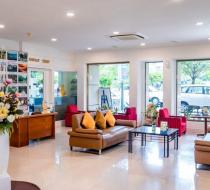 Lobby Khách sạn Oscar Sài Gòn