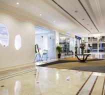 Lobby khách sạn Rex Sài Gòn