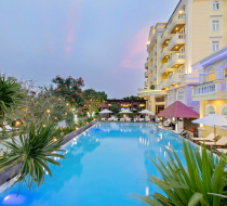 Hồ bơi Le Pavillon Hội An Luxury Resort & Spa