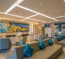 Quầy Lễ Tân Minh Toàn Ocean Hotel Đà Nẵng