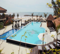 Hồ bơi Poshanu Resort Phan Thiết