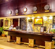Lễ tân Romana Resort & Spa Phan Thiết