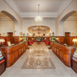 Sảnh Khách sạn Dalat Palace Heritage