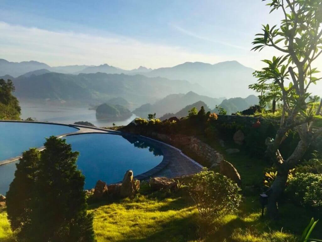 Quang cảnh Bakhan Village Resort Hòa Bình