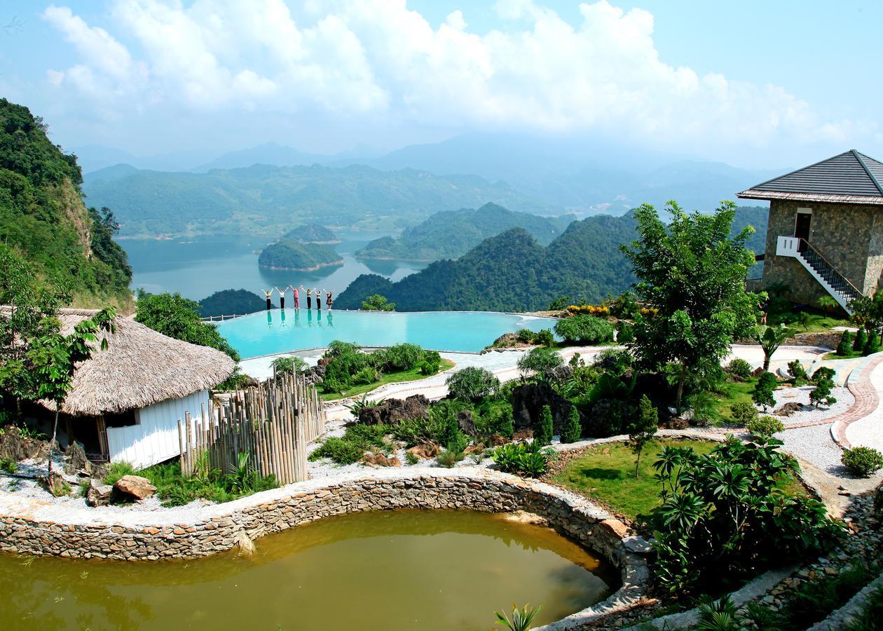 Toàn cảnh Bakhan Village Resort Hòa Bình