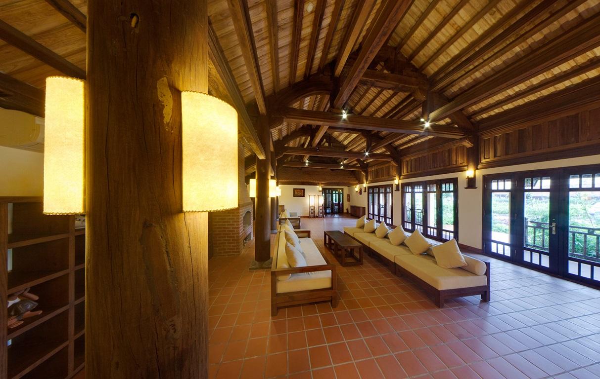 Thư viện Emeralda Resort Ninh Bình
