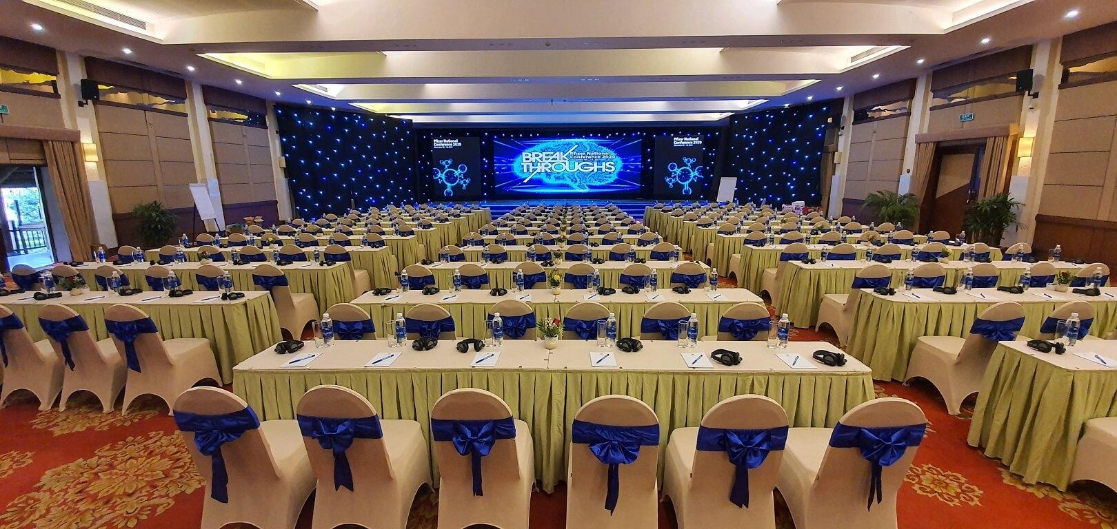Phòng hội họp Emeralda Resort Ninh Bình