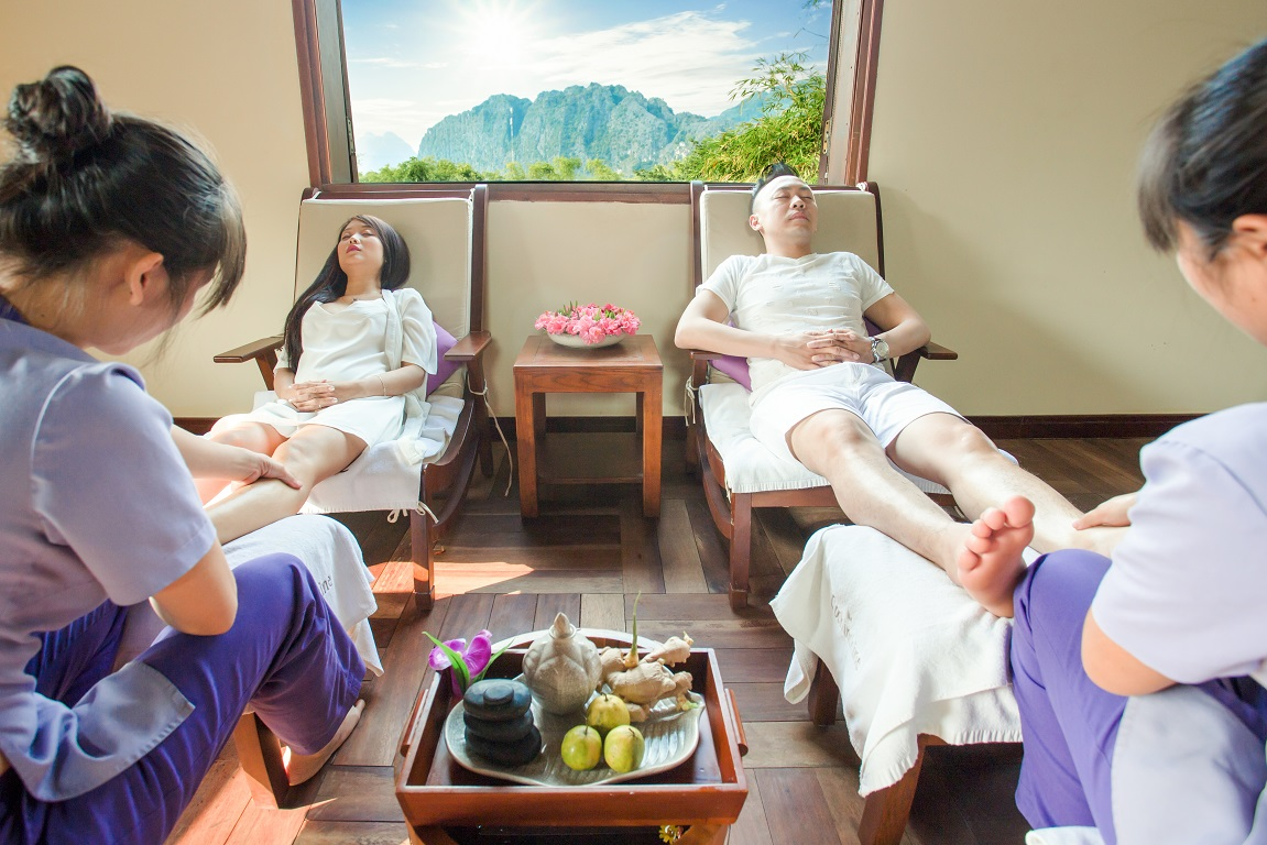 Spa Emeralda Resort Ninh Bình