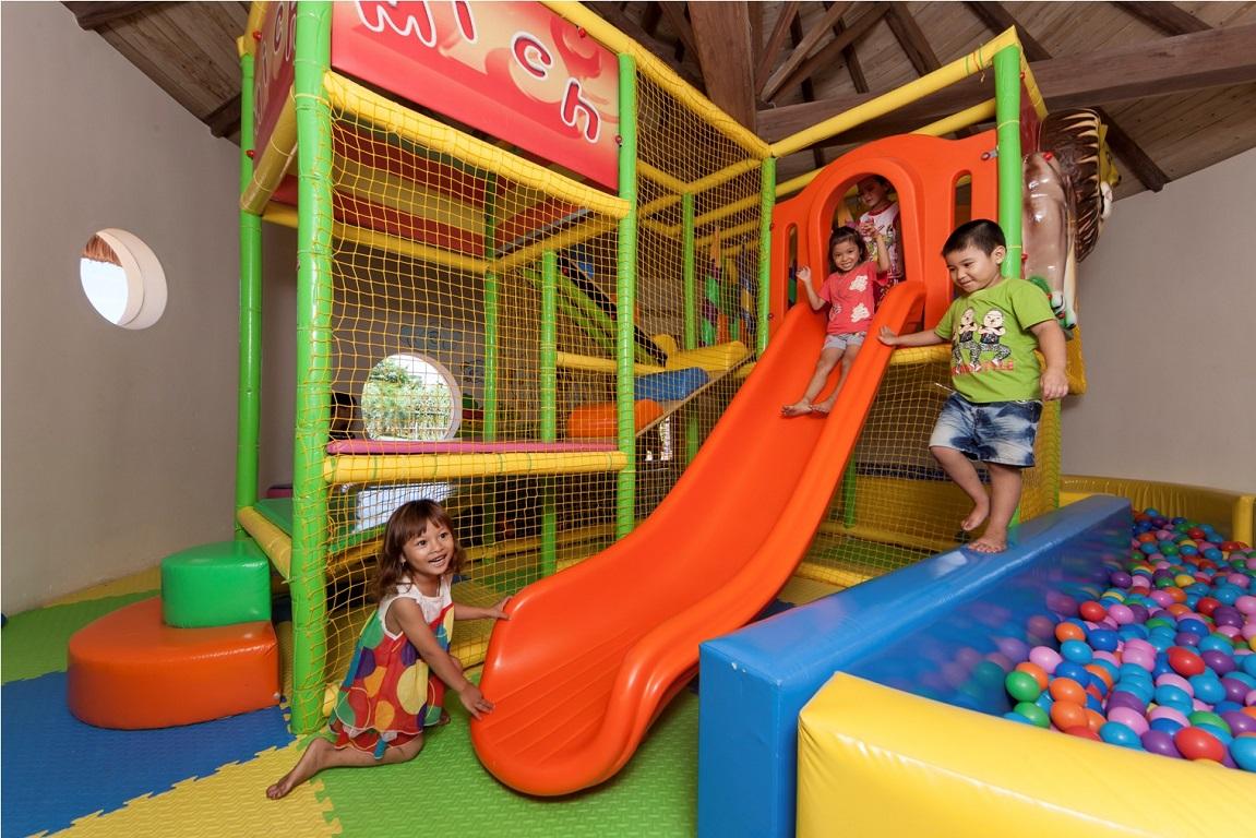 Khu vui chơi trẻ em Emeralda Resort Ninh Bình