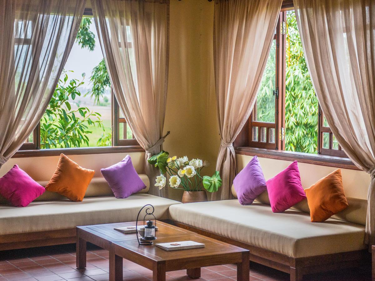 Phòng chờ Emeralda Resort Ninh Bình