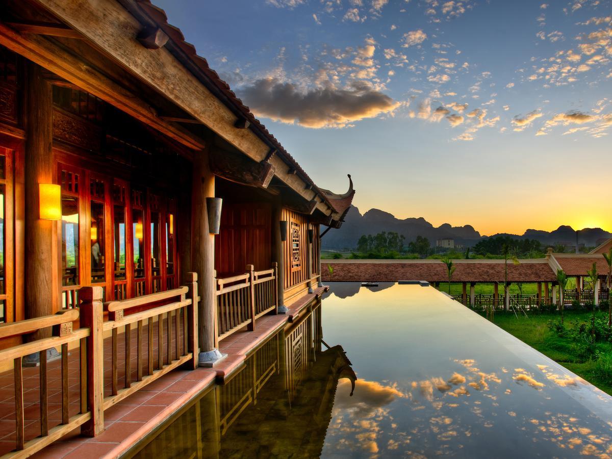 Quang cảnh Emeralda Resort Ninh Bình
