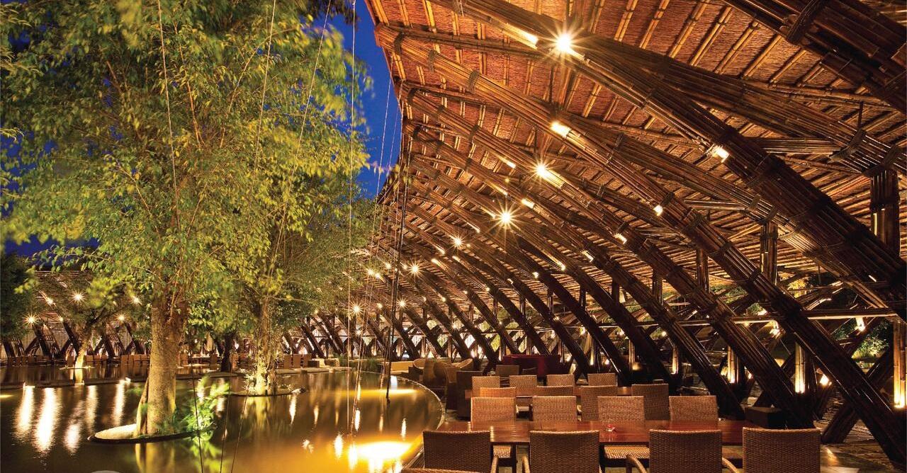 Nhà Hàng Bamboo Flamingo Đại Lải Resort
