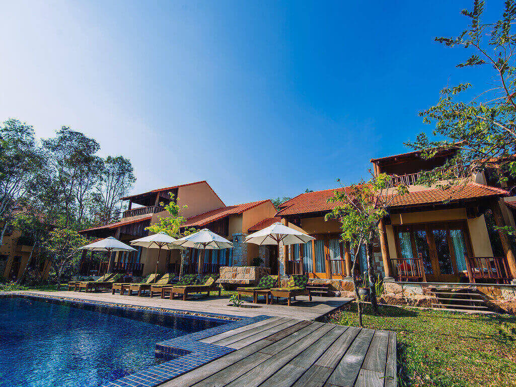 Beachfront 3 Bedrooms Villas With Sharing Pool