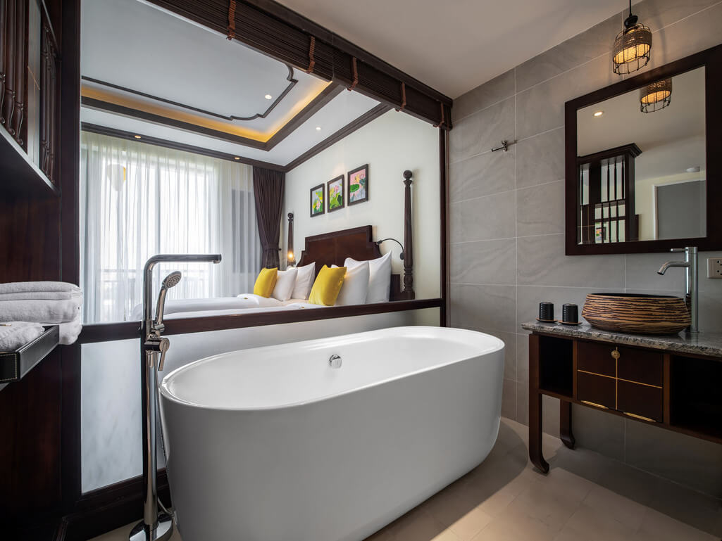 Trendy Duplex Suite
