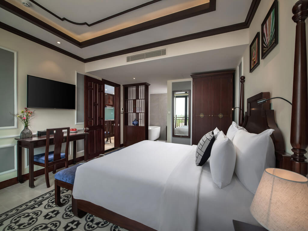 Trendy Connecting Room