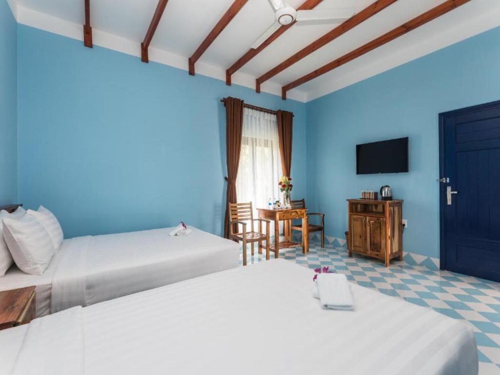 Deluxe Triple Isabella Resort & Spa Phú Quốc