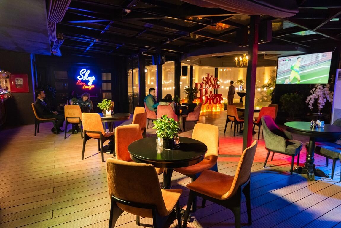 Quầy Bar Khách sạn BB Sapa
