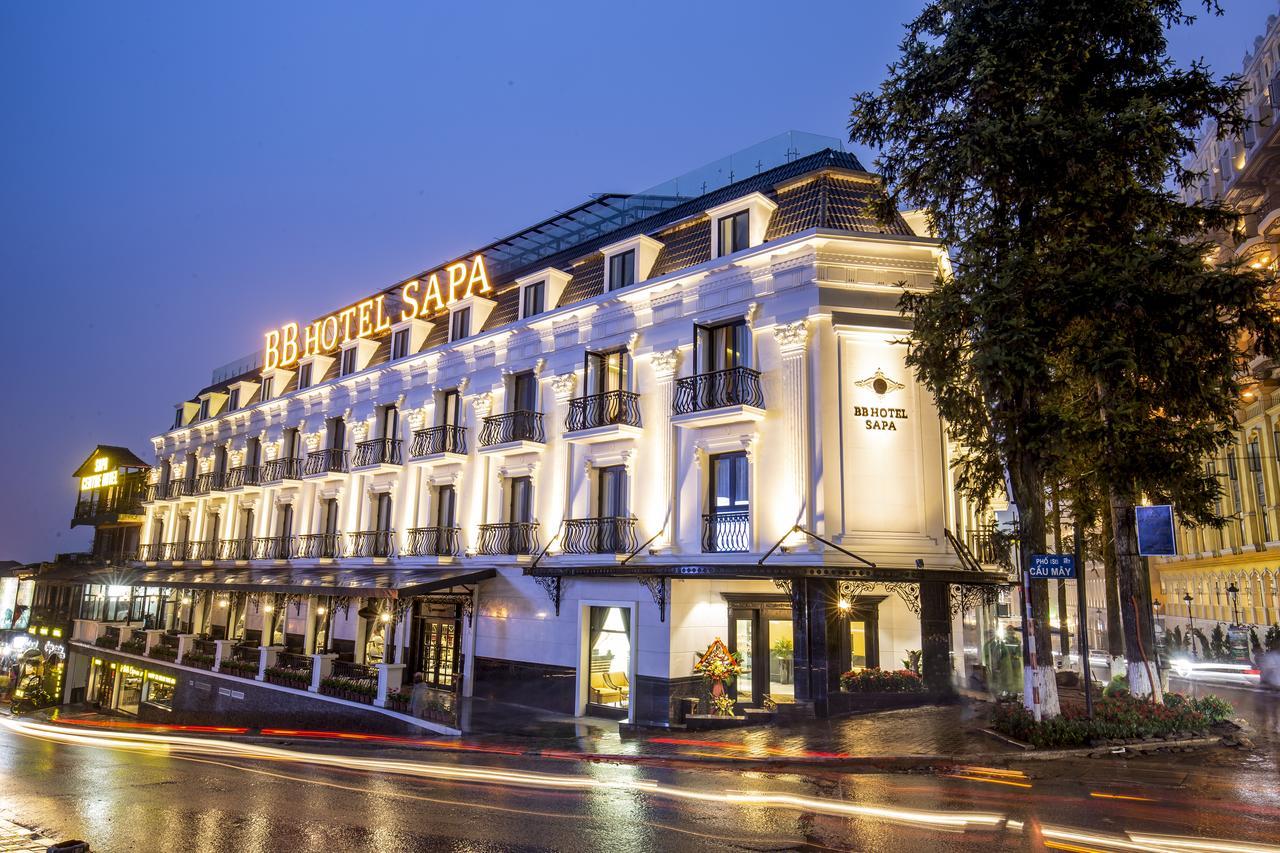 Toàn cảnh Khách sạn BB Sapa
