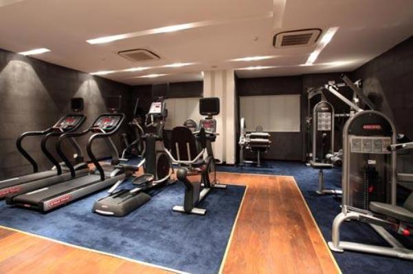 Phòng GYM CenDeluxe Hotel Phú Yên
