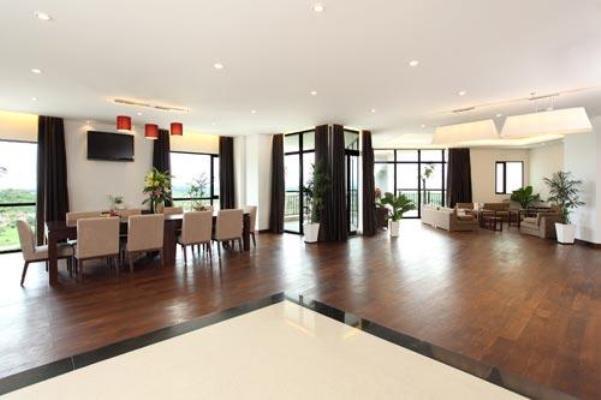 Sảnh CenDeluxe Hotel Phú Yên