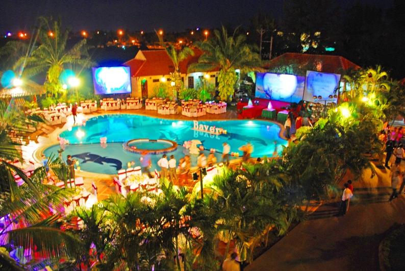 Bể Bơi Ngoài Trời Khách sạn Đồi Dương Phan Thiết
