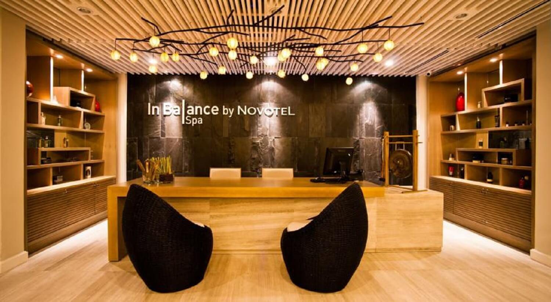 Spa/Massage khách sạn Novotel Hạ Long