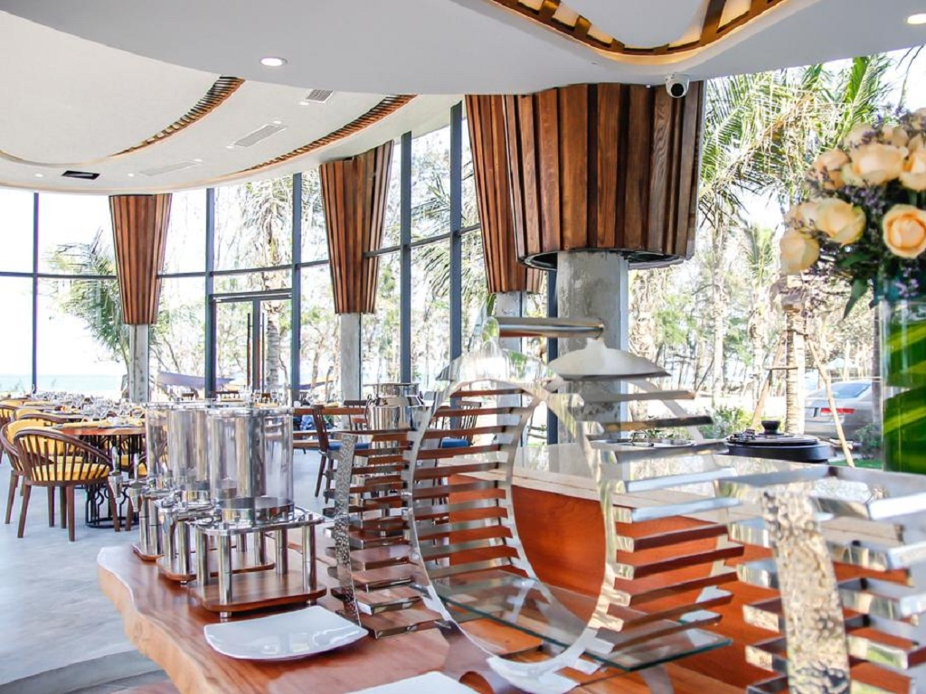 Nhà hàng Sala Tuy Hòa Beach Hotel