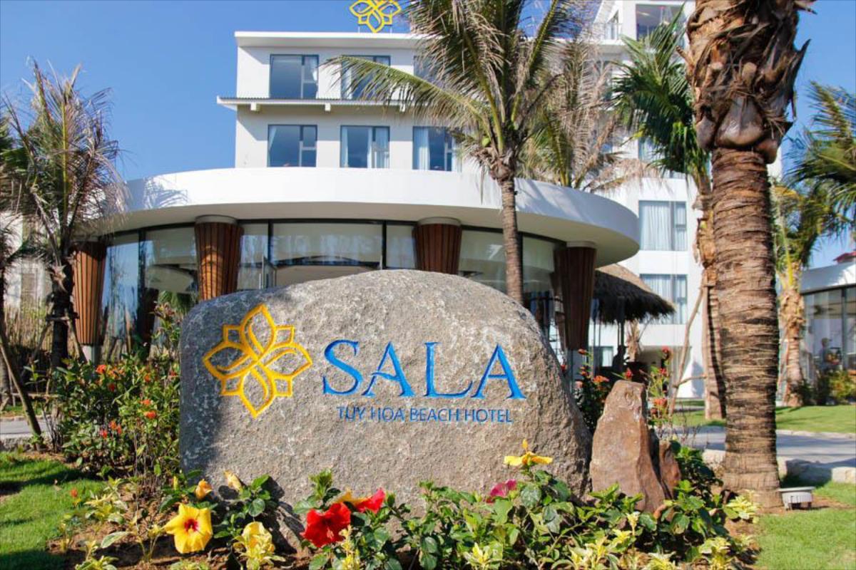 Toàn cảnh Sala Tuy Hòa Beach Hotel