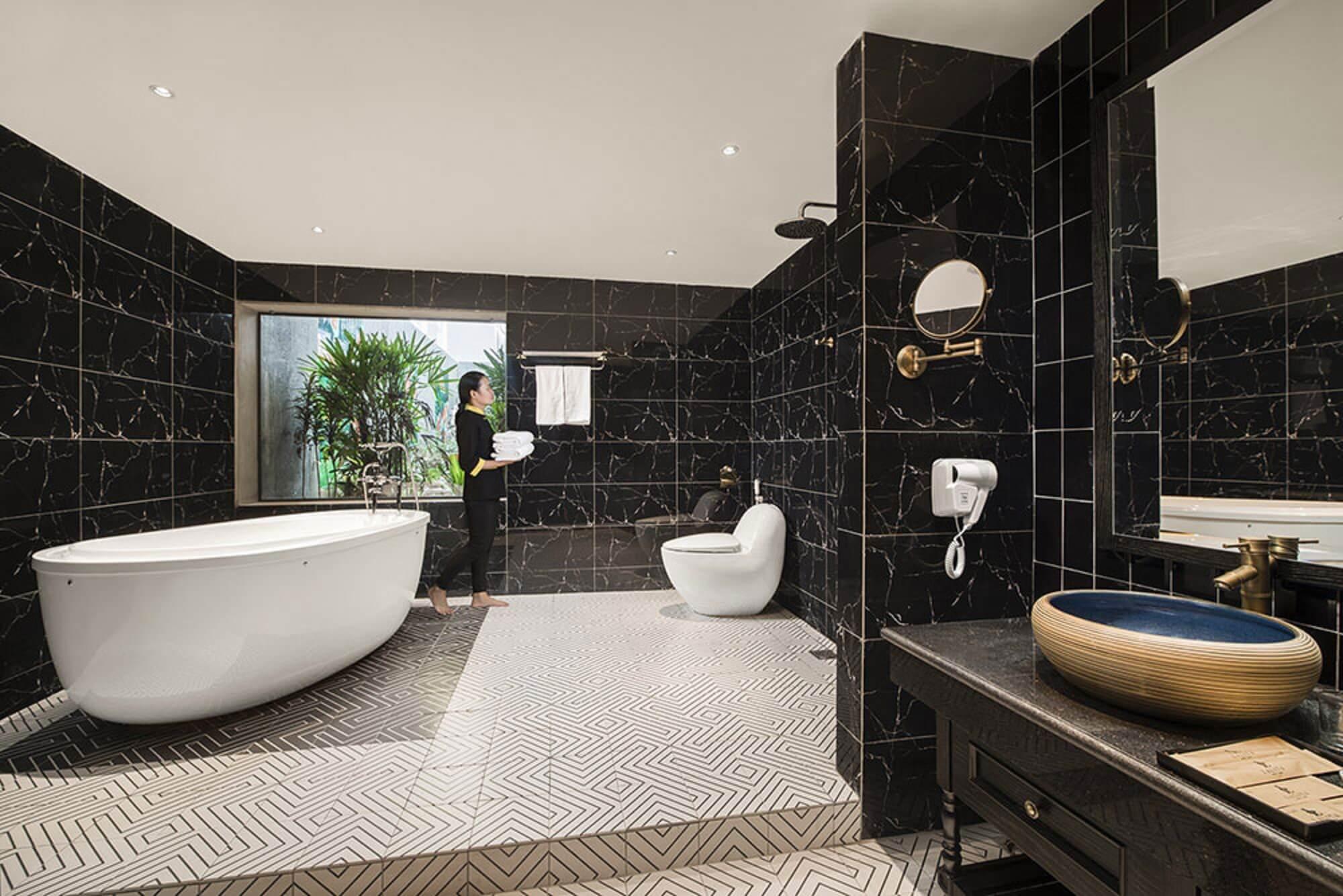 Phòng tắm Duplex Suite