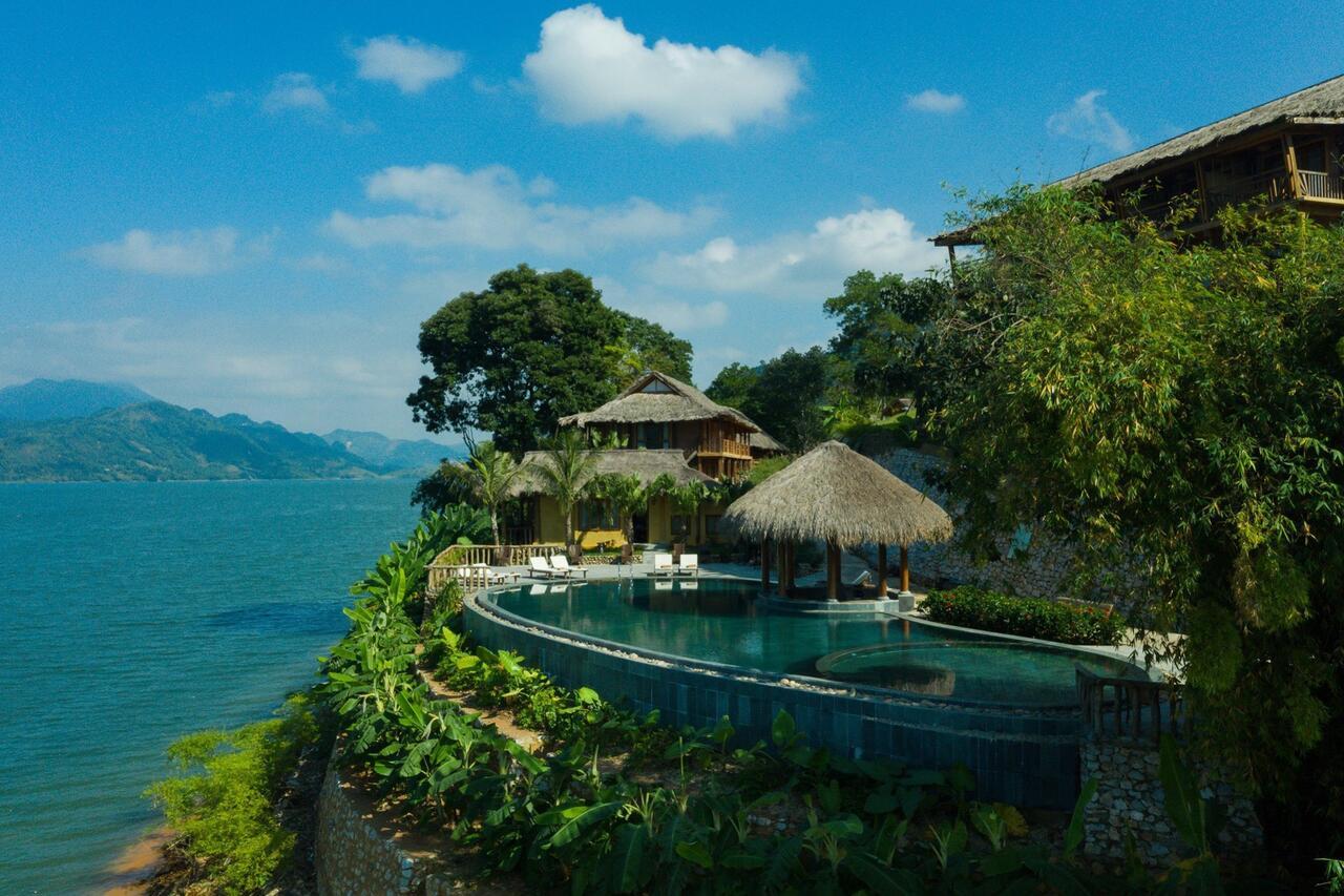 Toàn cảnh Mai Châu Hideaway Resort