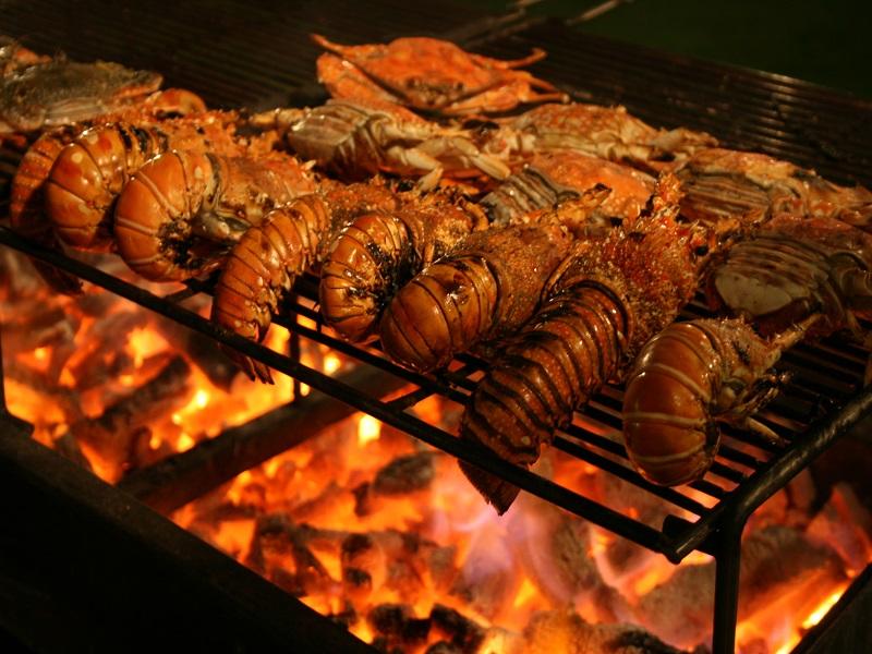 BBQ Hải Sản Ocean Dunes Resort Phan Thiết