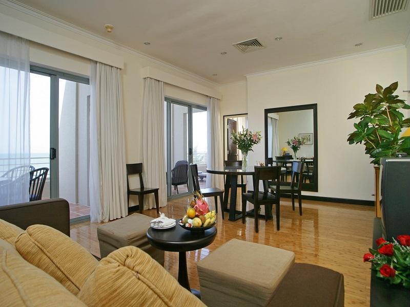 Deluxe Room Ocean Dunes Resort Phan Thiết