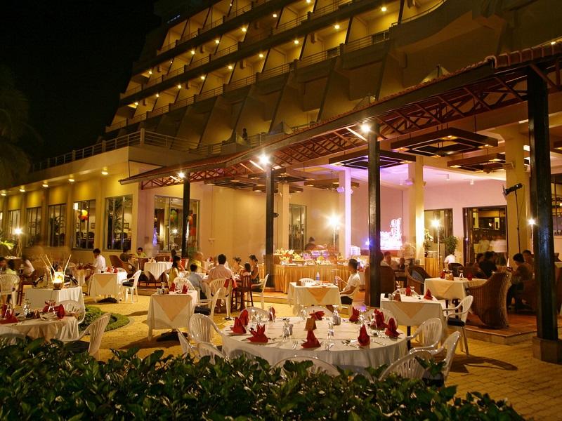 Nhà Hàng Ocean Dunes Resort Phan Thiết