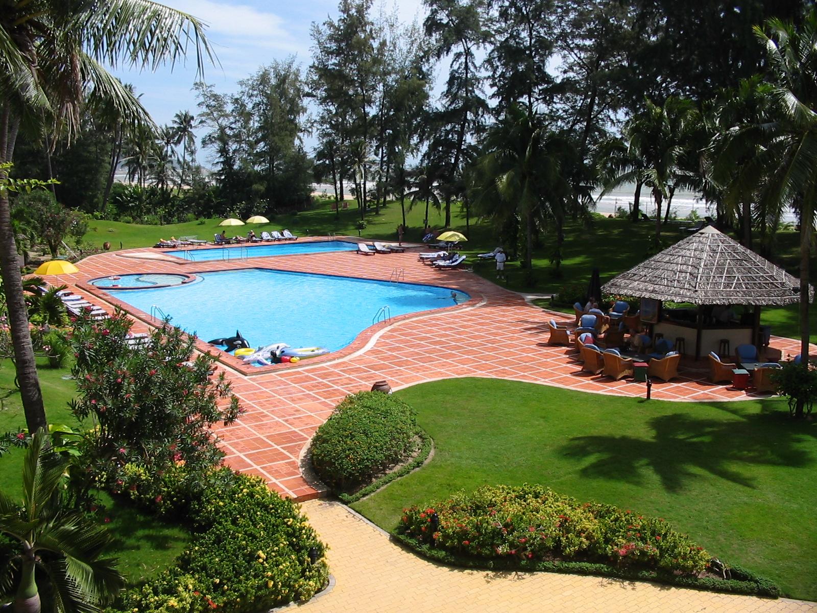 Hồ bơi Ocean Dunes Resort Phan Thiết