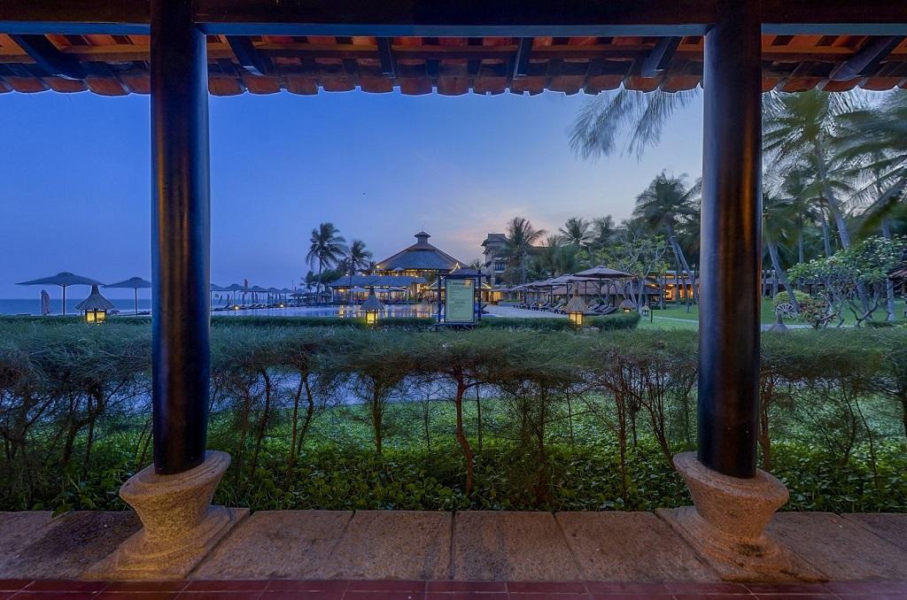 Cảnh quan Seahorse Resort & Spa Phan Thiết